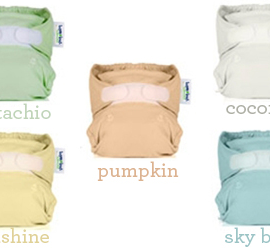 Bam+Boo - Full-time Nappy Pack (20)