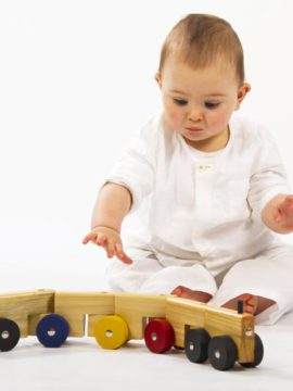 Natural Toys for Baby