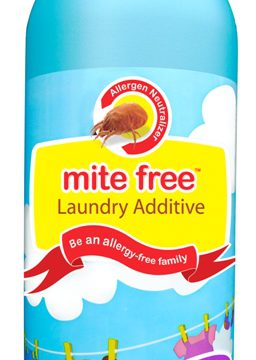 MiteFree Laundry Additive