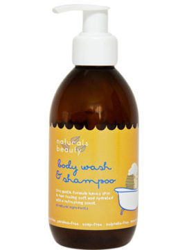 RR Baby Wash and Shampoo (200ml)