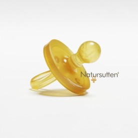 Natursutten - Natural Rubber Pacifier (R)