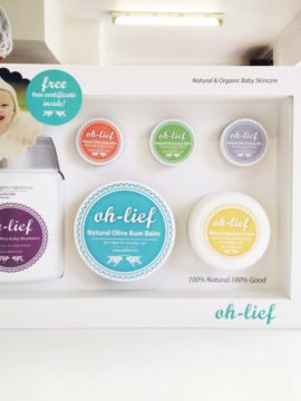 Oh Lief Baby Gift Box
