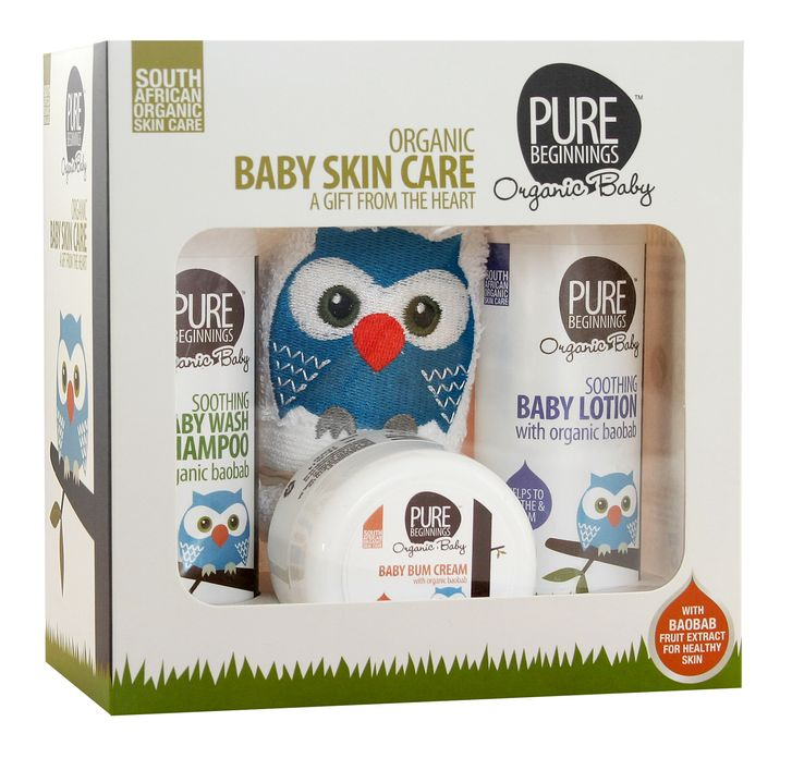 Baby Gift Company : Baby gift packs natural gifts from ecobaby