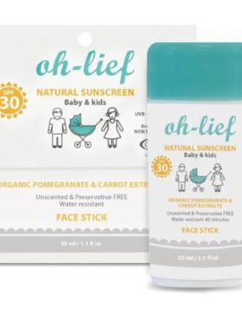 Oh lief Sunscreen for Babies