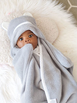 Bubs for Babes Winter Starwrap 1