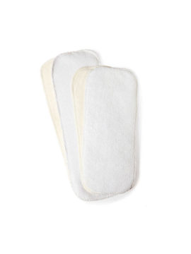 Fancypants Bamboo Booster Pads (3 pack)