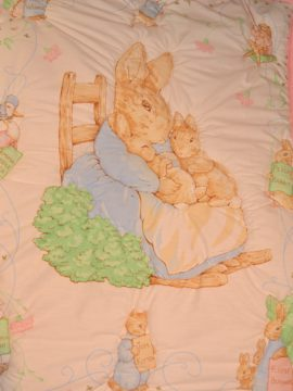 Y'Omi Play Blanket Beatrix Potter
