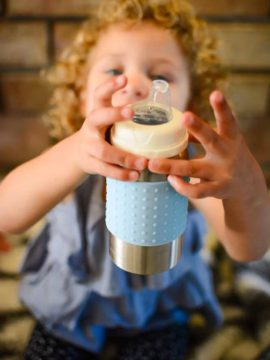 Green Kid Toddler Sippy Teat