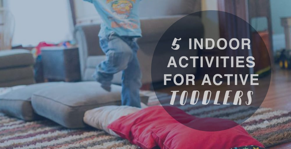 active toddlers